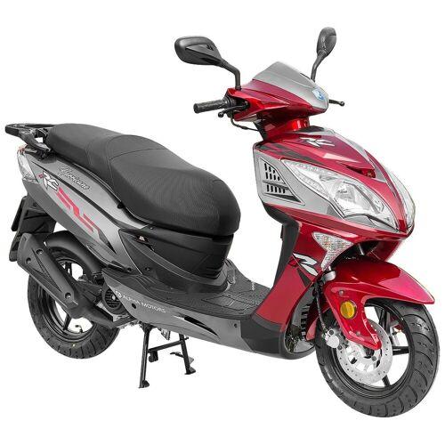 Alpha Motors Motorroller »Hurricane RC«, 50 ccm, 45 km/h, Euro 4