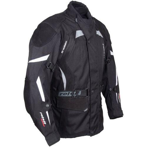 roleff Motorradjacke »RO 594 S«, schwarz