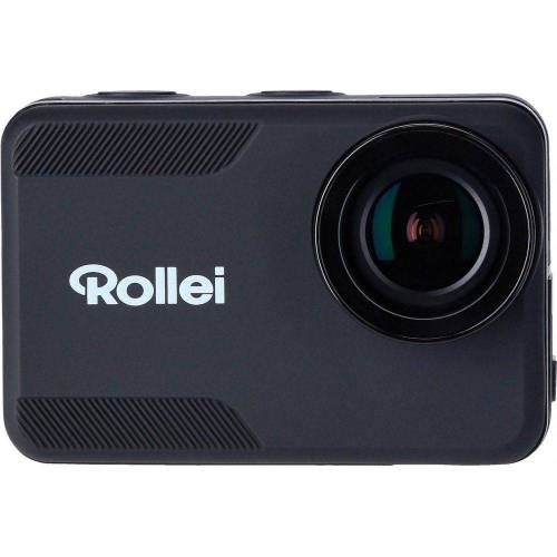 Rollei »Actioncam 6S Plus, 4K Ultra HD, WLAN, Loop-Funktion,12 MPx,Selbstauslöser« Outdoor-Kamera (16 MP, Bluetooth)