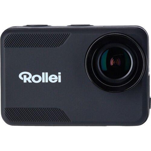Rollei »Actioncam 6S Plus, 4K Ultra HD, WLAN, Loop-Funktion,12 MPx,Selbstauslöser« Outdoor-Kamera (16 MP, Bluetooth)