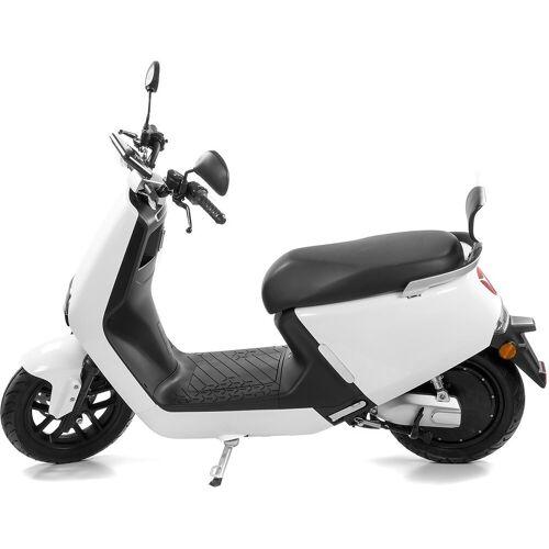 SXT Scooters E-Motorroller »yadea G5«, 2300 W, 45 km/h, weiß
