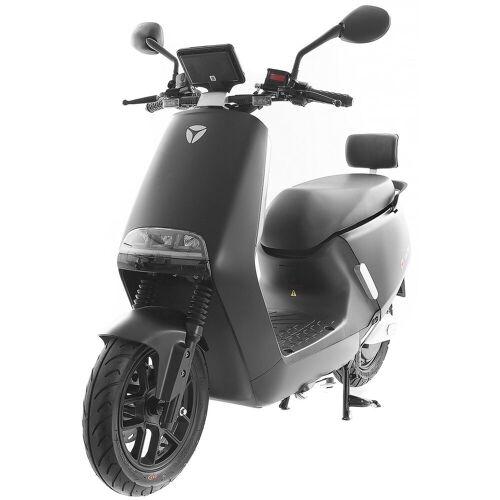 SXT Scooters E-Motorroller »yadea G5«, 2300 W, 45 km/h, schwarz (matt)