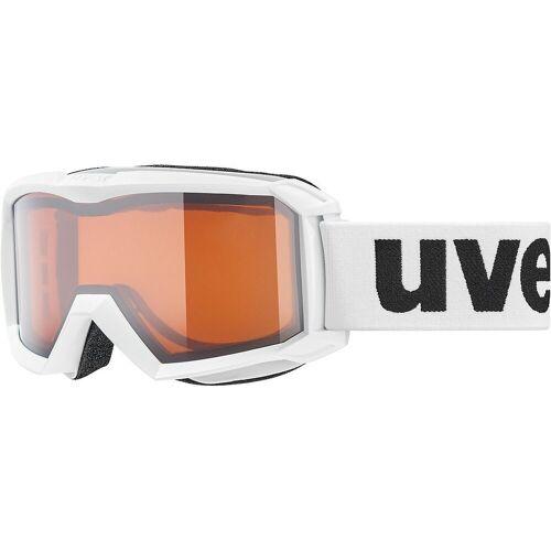 Uvex Skibrille »Skibrille Flizz LG Black Mat«, weiß