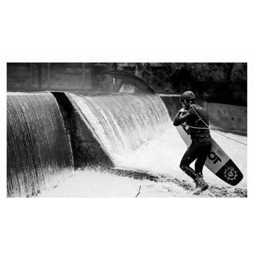 Mystic Wassersporthelm »MK8 Wassersporthelm Unisex Grey«