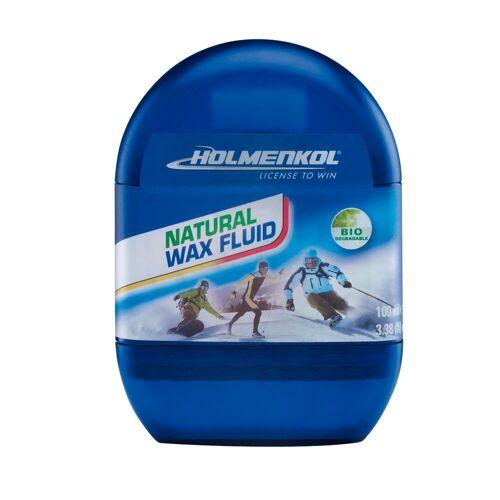 Holmenkol Skiwachs »Natural Wax Fluid 100ml«, blau