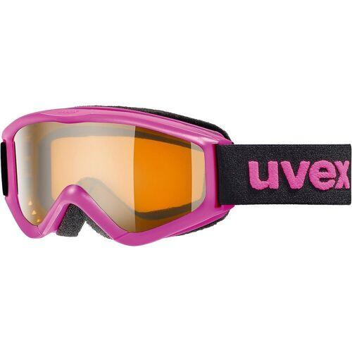 Uvex Skibrille »Skibrille Speedy Pro Blue«, pink
