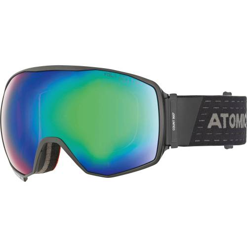 Atomic Skibrille »Count 360° HD«, schwarz