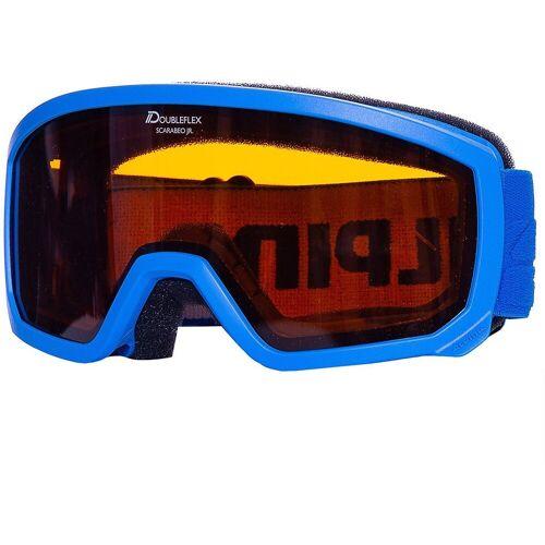 Alpina Sports Skibrille »Skibrille Scarabeo Jr. lightblue«