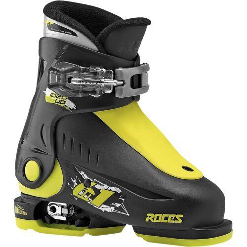 Roces »Skischuhe Idea up black-lime Gr. 25-29« Skischuh