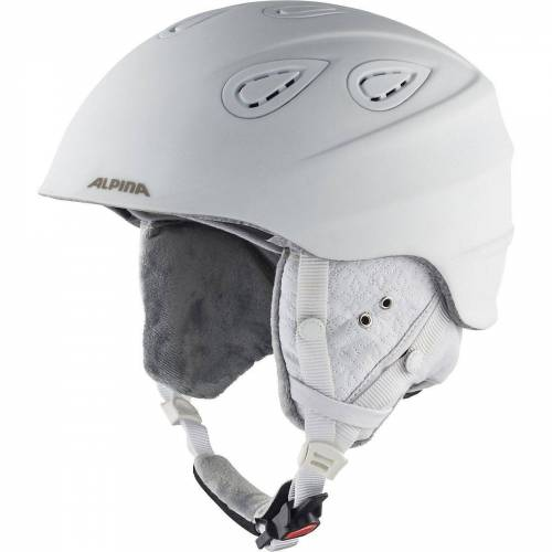 Alpina Sports Skihelm »Skihelm Grap 2.0 LE white diamonds«