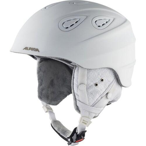 Alpina Sports Skihelm »Skihelm Grap 2.0 LE white diamonds«