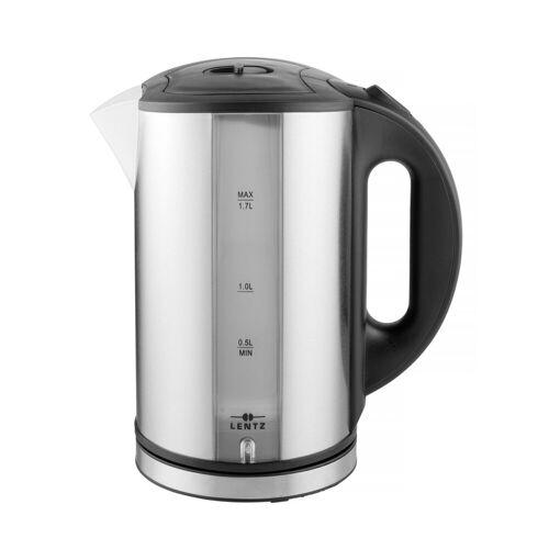 Lentz Wasserkocher Wasserkocher 1,7 Liter, 1.7 l