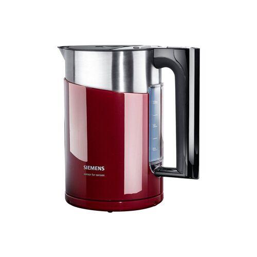 Siemens Wasserkocher TW86104P, 1,5 l, 2400 W