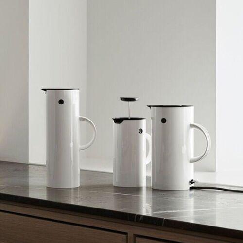 Stelton Wasserkocher EM77 Wasserkocher 1.5 l, 1.50 l, weiß