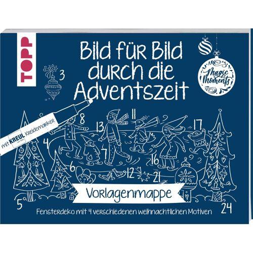VBS Malvorlage »Adventszeit«, 8 Seiten