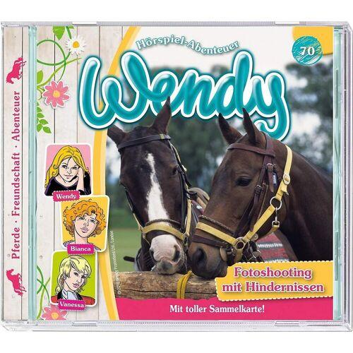 Kiddinx Hörspiel »CD Wendy - Fotoshooting mit Hindernissen«