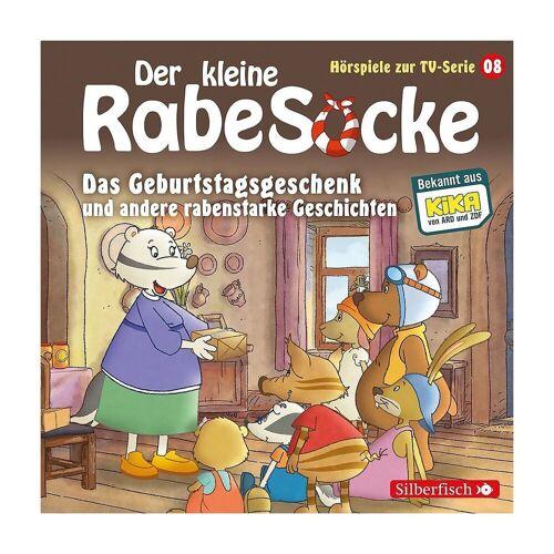 Universal Hörspiel »CD Der Kleine Rabe Socke 08: Geburtstagsgeschenk«