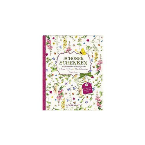 Coppenrath Geschenkpapier »Geschenkpapier-Buch - Schöner schenken«