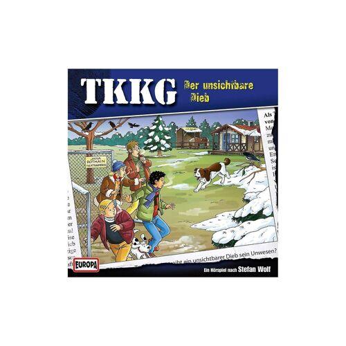 Sony CD TKKG 185 - Der unsichtbare Dieb