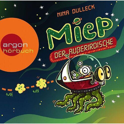 Edel Hörspiel »CD Miep 1 - Der Außerirdische«