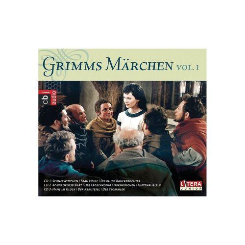 Edel CD Gebrüder Grimm-Grimms Märchen Box 1