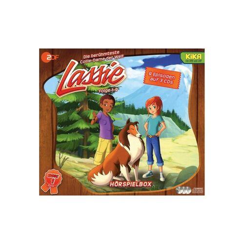 CD Lassie - Hörspiel Box 1 (3 CDs)