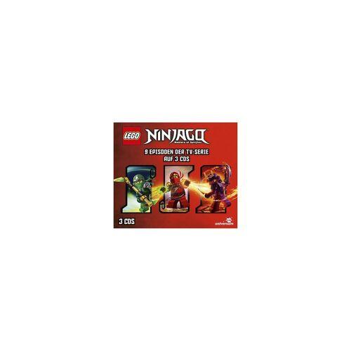 Lego CD Ninjago - Hörspielbox 3 (3 CDs)