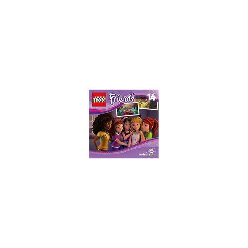 Lego CD Friends 14