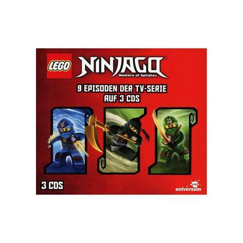 Lego CD Ninjago - Hörspielbox 2