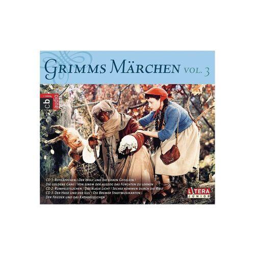 Edel CD Gebrüder Grimm-Grimms Märchen Box 2