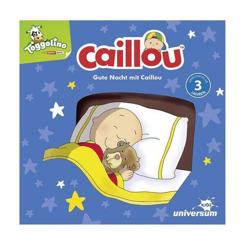 Universum CD Gute Nacht mit Caillou