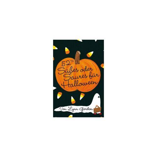 Kunstmann Verlag 52 Süßes oder Saures für Halloween