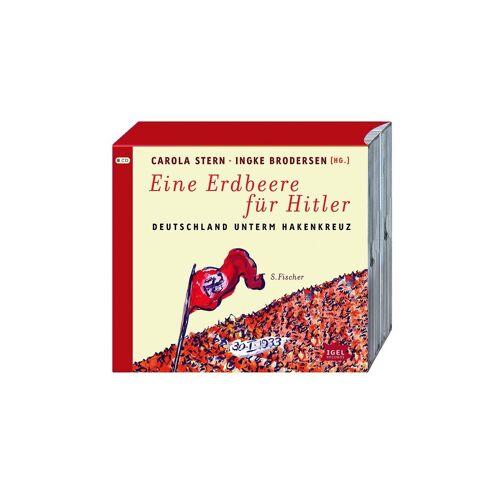 Oetinger Eine Erdbeere für Hitler, 8 Audio-CDs