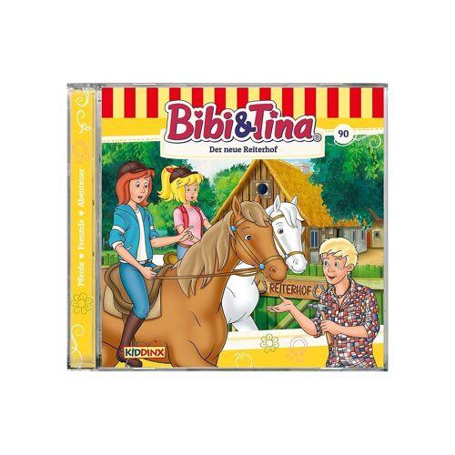 Kiddinx CD Bibi & Tina 90 - Der neue Reiterhof