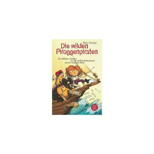 S. Fischer Verlag Die wilden Piroggenpiraten