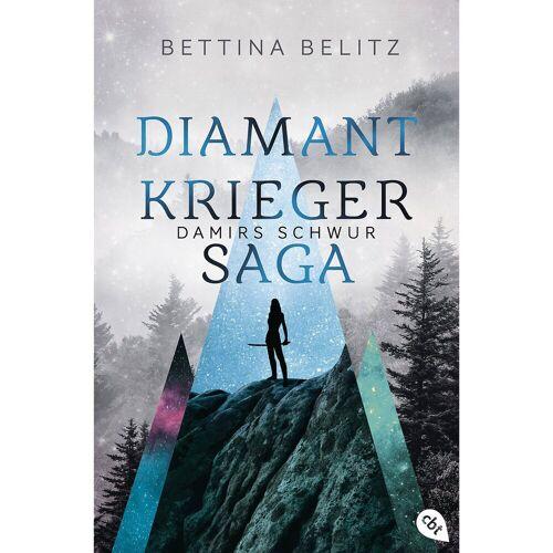 cbj + cbt Verlag Die Diamantkrieger-Saga: Damirs Schwur