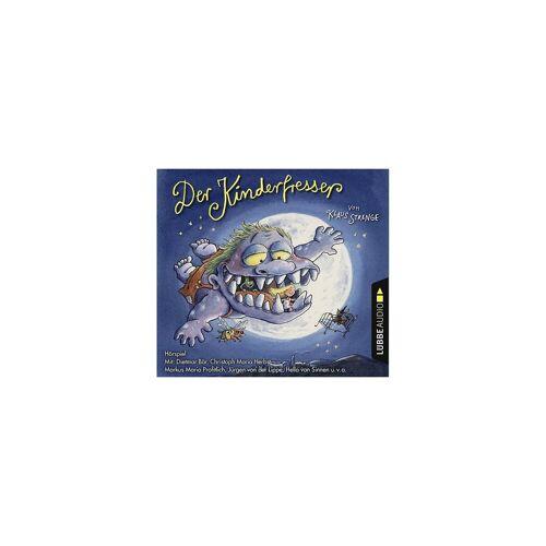 Baumhaus Verlag Der Kinderfresser, 3 Audio-CDs