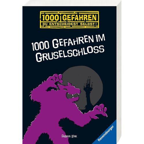 Ravensburger 1000 Gefahren - du entscheidest selbst: 1000 Gefahren im Gru