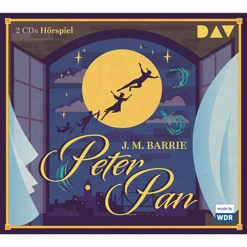 CD Peter Pan - Hörspiel (2 CDs)