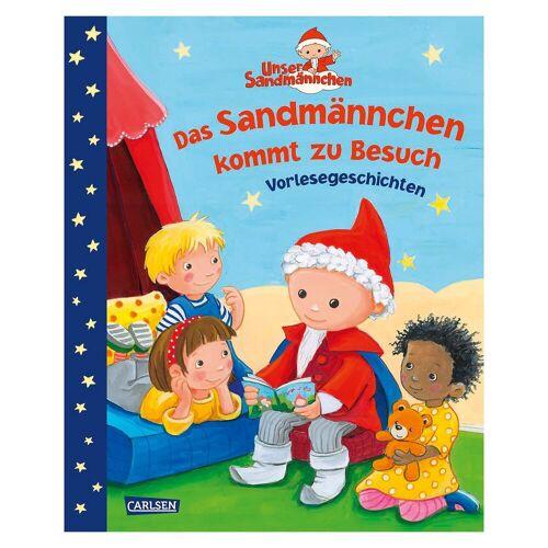 Carlsen Verlag Unser Sandmännchen: Das Sandmännchen kommt zu Besuch
