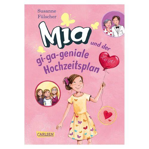 Carlsen Verlag Mia und der gi-ga-geniale Hochzeitsplan, Band 10