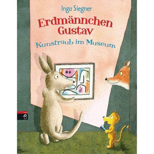 cbj + cbt Verlag Erdmännchen Gustav: Kunstraub im Museum