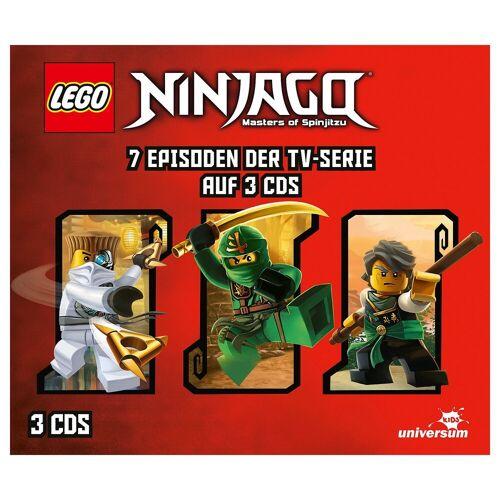 Lego CD Ninjago Hörspielbox 5