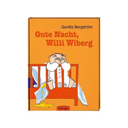 Oetinger Gute Nacht, Willi Wiberg