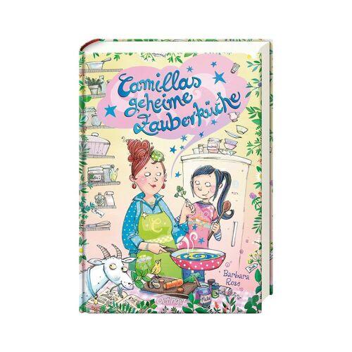 Oetinger Camillas geheime Zauberküche