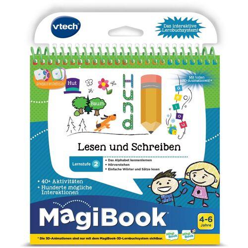 Vtech® Buch »MagiBook Lernstufe 2 - Lesen und Schreiben«
