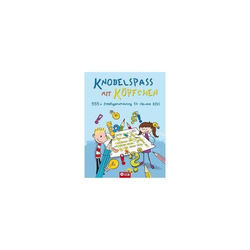 Compact Verlag Knobelspaß mit Köpfchen