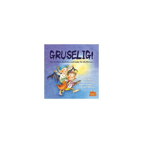Igel Records Gruselig, 1 Audio-CD