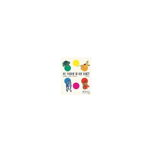 Prestel Verlag Die Farben in der Kunst
