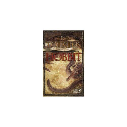 Klett-Cotta Verlag Der Hobbit, illustrierte Ausgabe